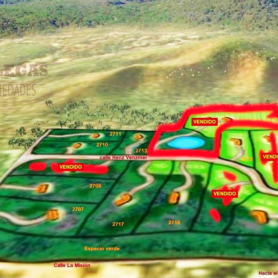 Loteo El Rodeo -Carpintería SL - Villegas Propiedades -tel2664518049