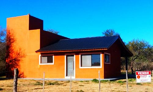 Casa de primera en Los Molles San Luis - Villegas Propiedades